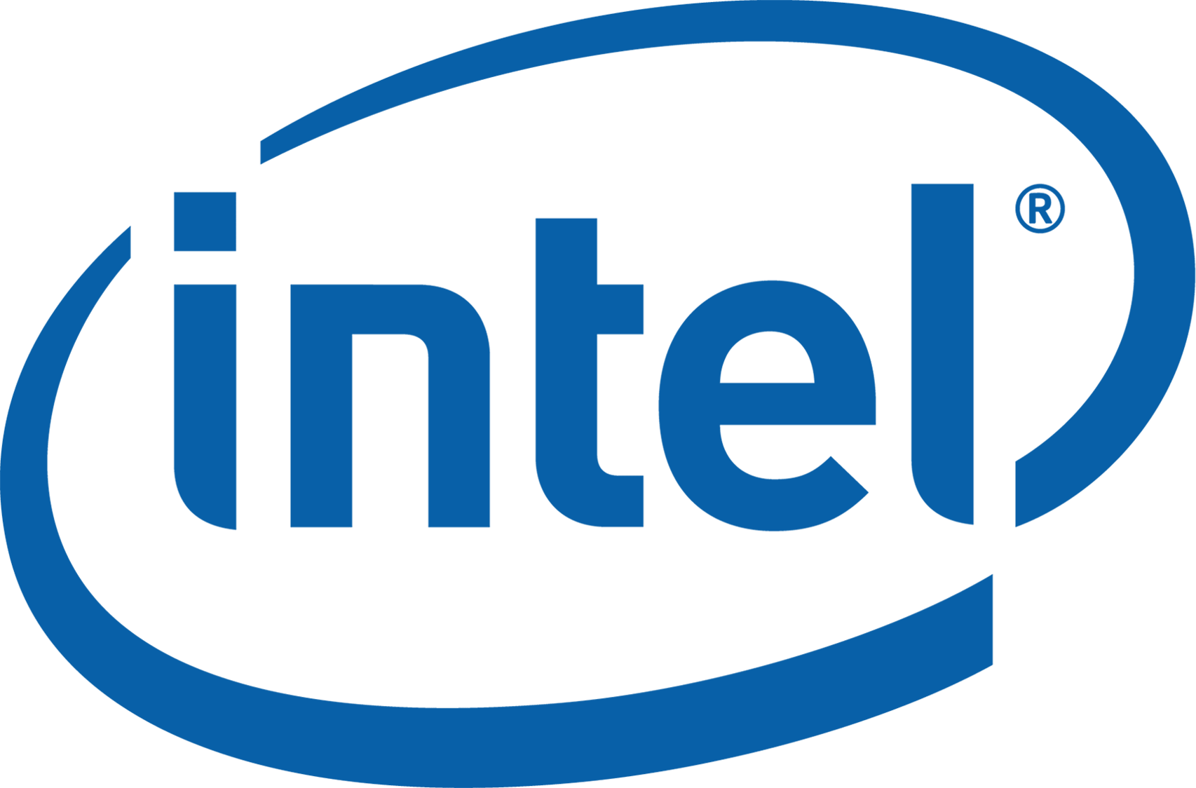 logo ordinateurs intel