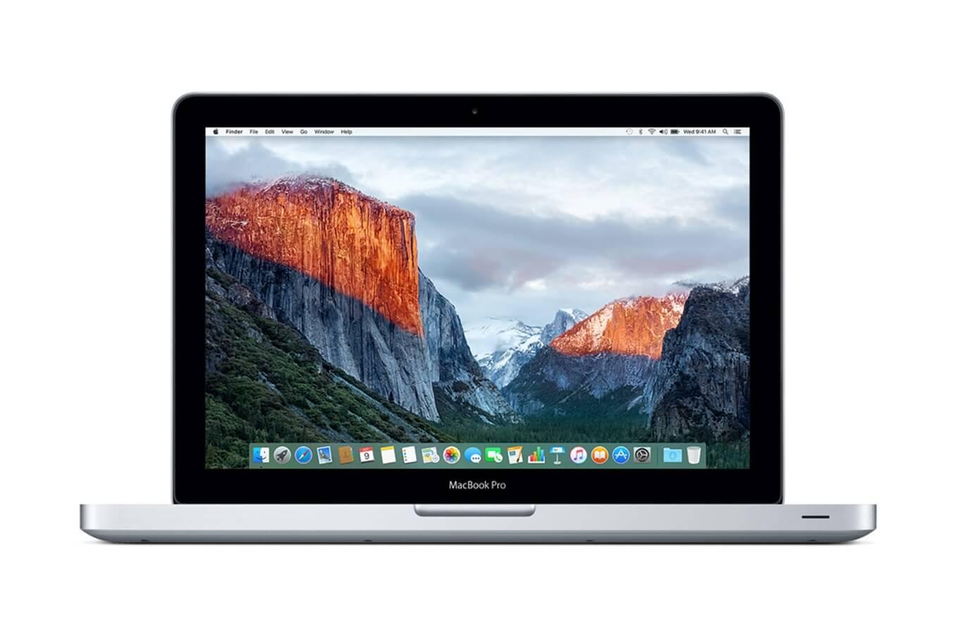 Réparation Macbook Pro A1278